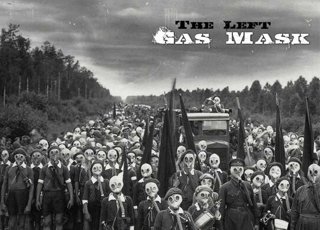 [Chronique] The Left – Gas Mask