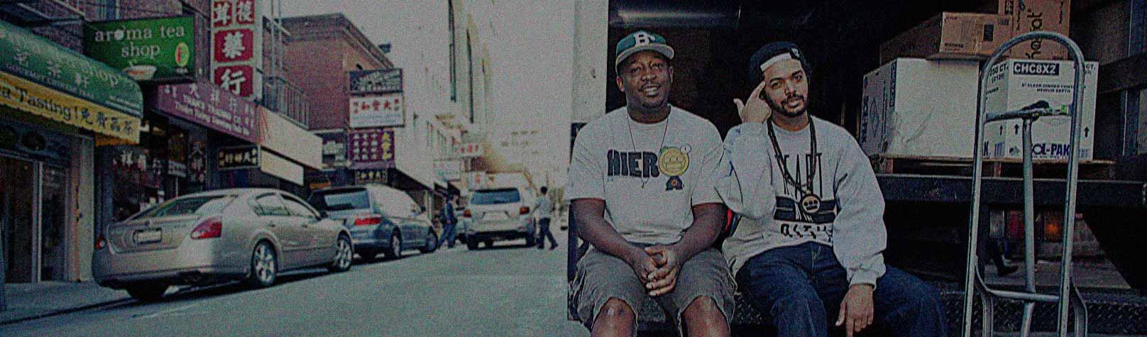 Para One régale avec une mixtape 100% hip hop old school & underground