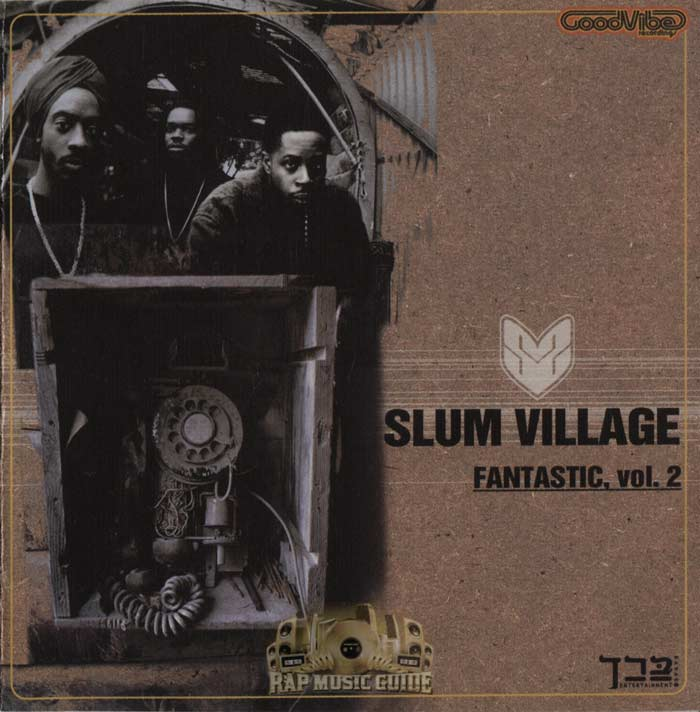 Slum Village – Get Dis Money