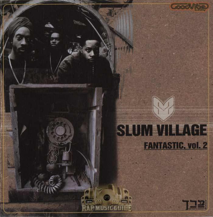 Slum Village – Get Dis Money