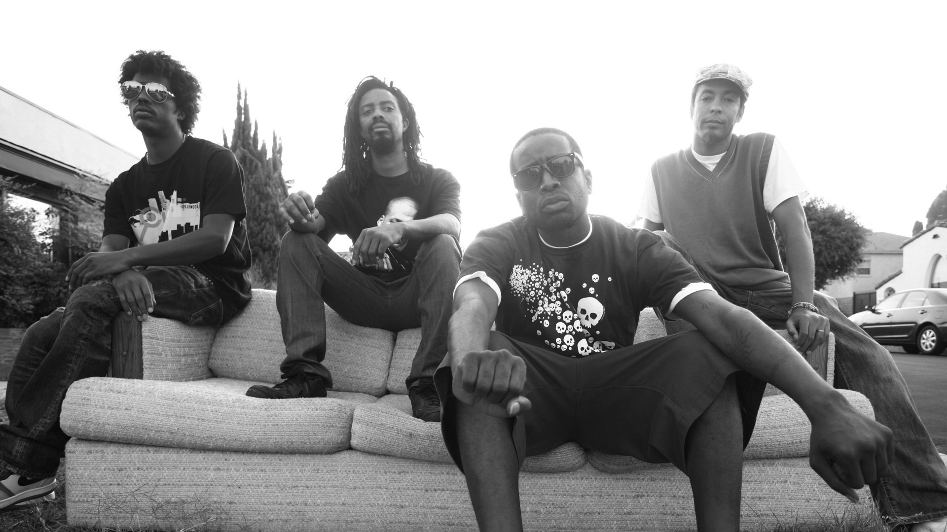 The Pharcyde – Pharcyde
