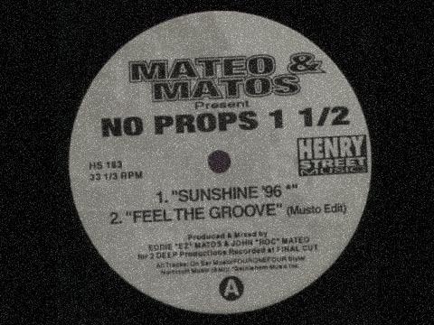 Mateo & Matos – Sunshine 96′