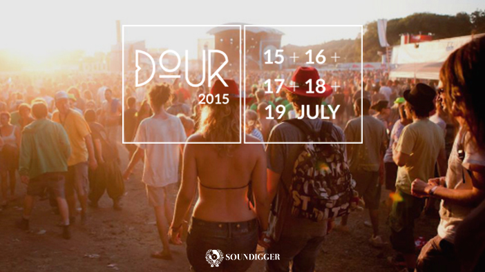 DOUR 2015 – Playlist Stage by Stage