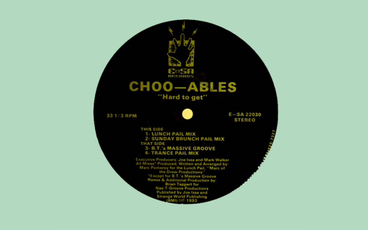 Choo Ables – Hard To Get (B.T.'s Massive Groove)