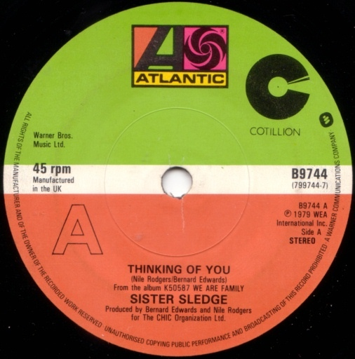 Sister Sledge – Thinking of You