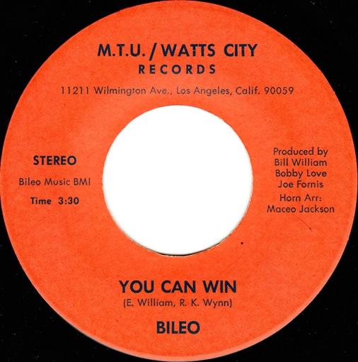 Bileo – You Can Win