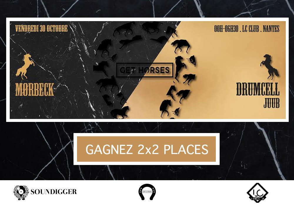 CONCOURS – 2 X 2 – GET HORSES 29 – LC CLUB – 30/10