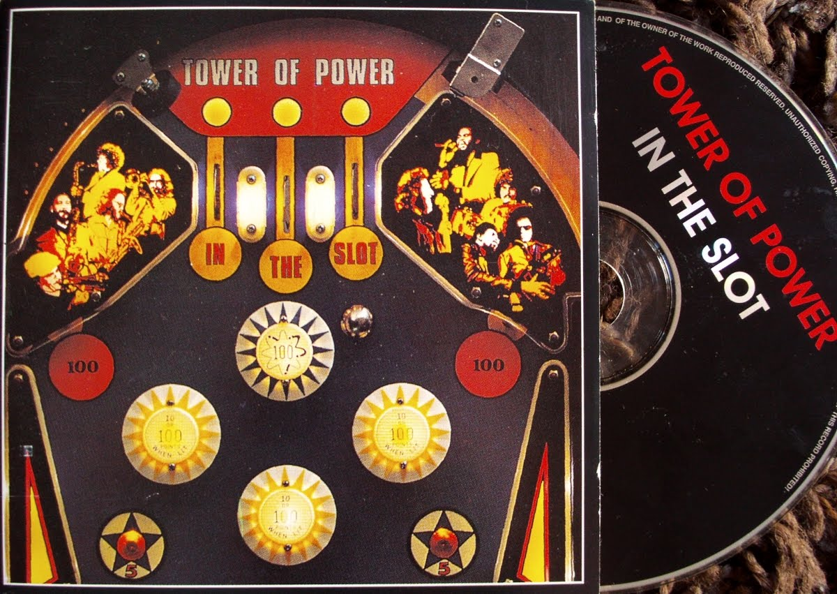 Tower Of Power – Drop It In The Slot