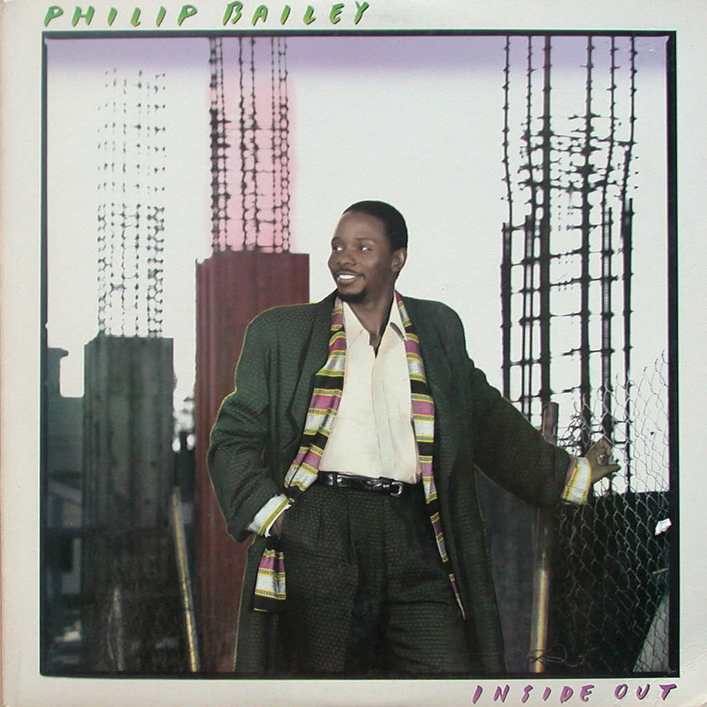 Philip Bailey – Welcome To The Club