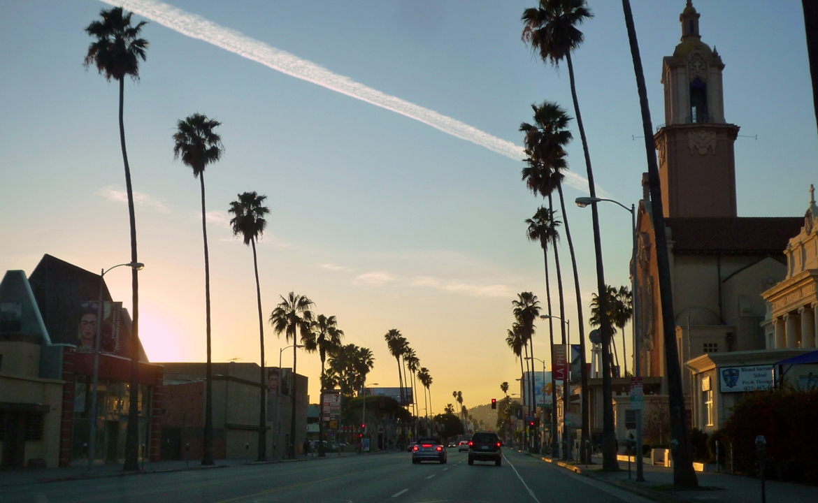 Alexonthebeat – Sunset Blvd.
