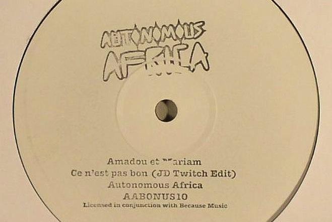 Amadou & Mariam – Ce N'est Pas Bon (Jd Twitch Edit)
