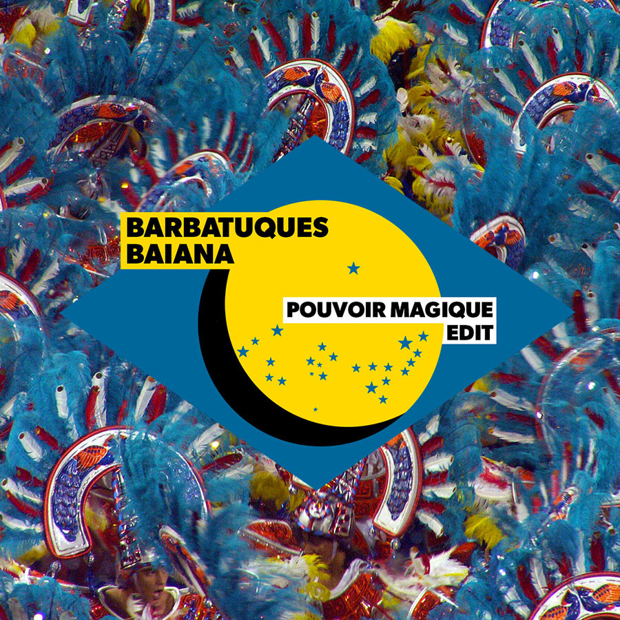 Barbatuques – Baiana (Pouvoir Magique Edit)