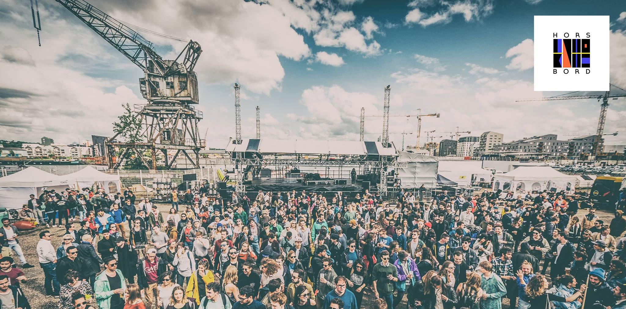 HORS BORD • Découvrez la programmation 2017 du festival