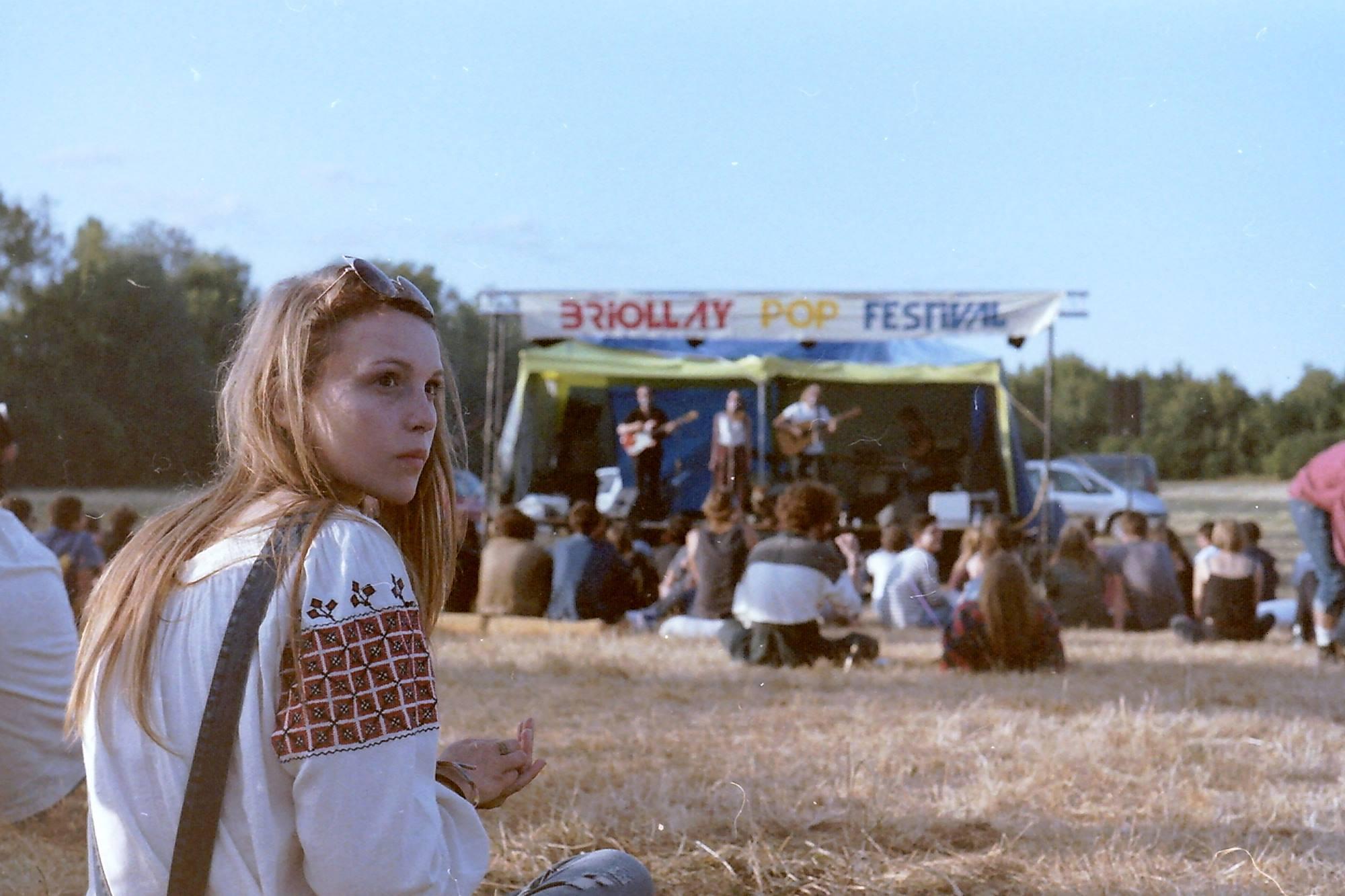 Briollay Pop Festival : 24h de musique, 12 concerts, 48h de liberté à travers champs