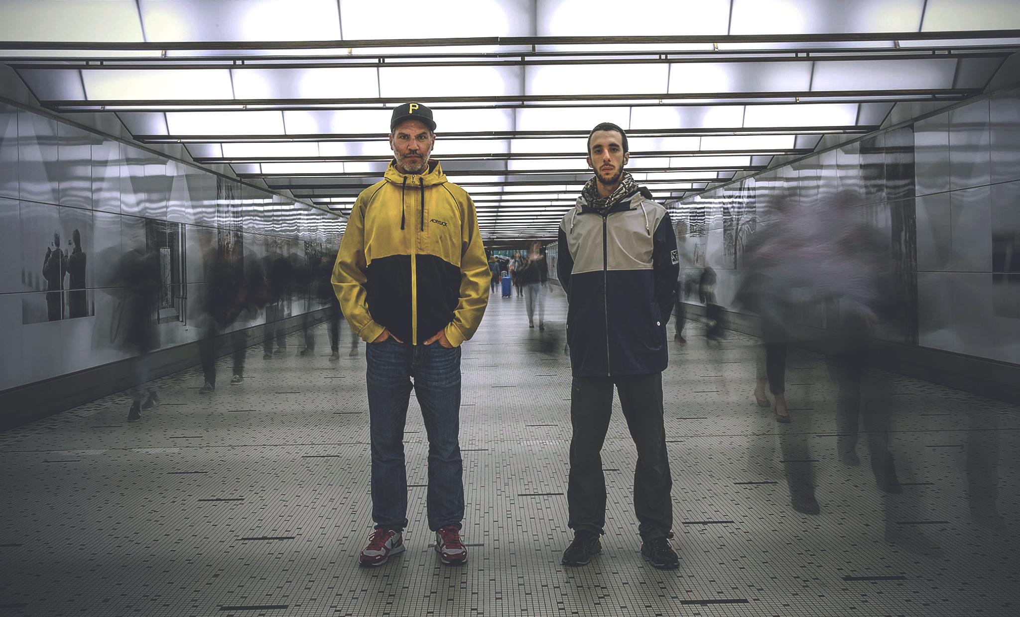 EXCLU : Gelivan & Pierre Citron, deux poètes pour un EP qui se respecte