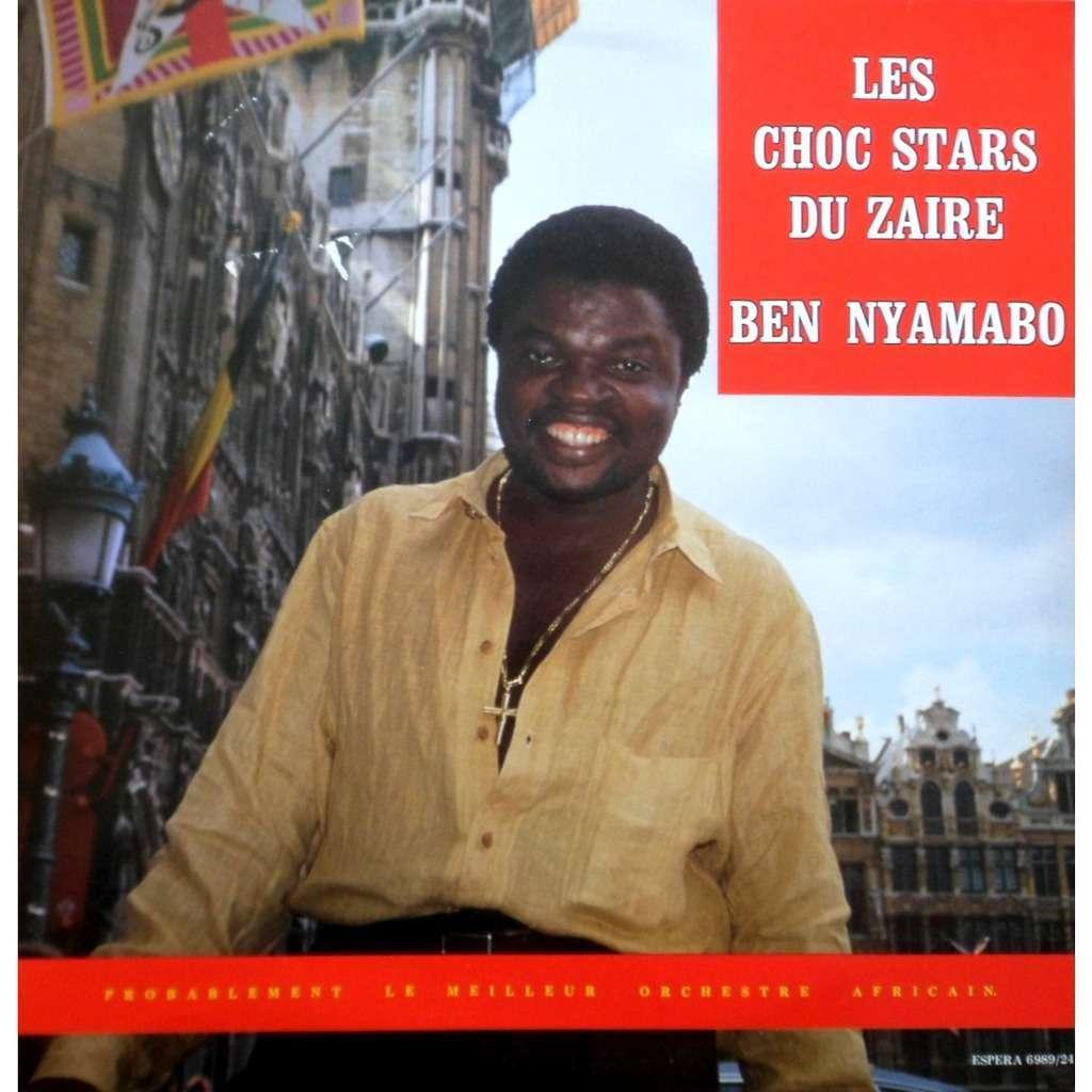 Les Chocs Stars du Zaïre – Nakombe Nga