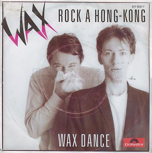Wax – Wax Dance (Dupe Edit)