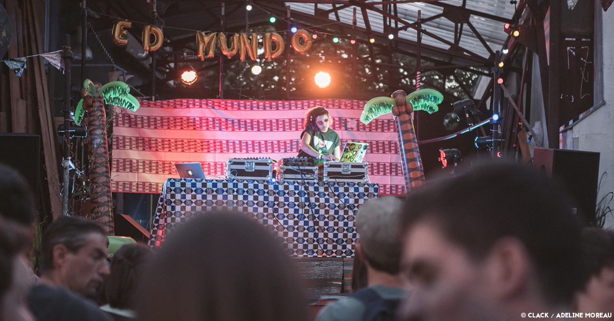 Ed Mundo, ou les Rencontres Trans Musicales exotiques de Nantes