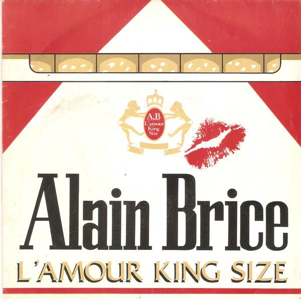 Alain Brice – L'Amour King Size